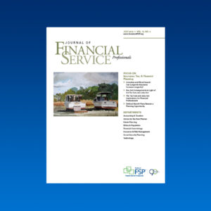 journal july 2018 insurance tax financial planning
