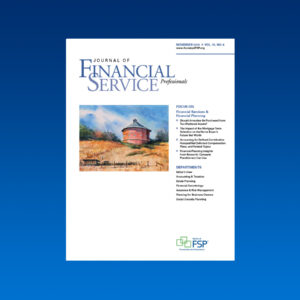 journal november 2019 financial service financial planning