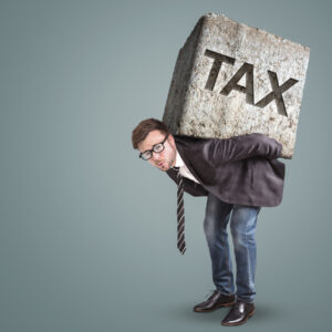 avoiding tax burden